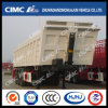 Cimc Huajun Large Capacity U-Type Rear-Tipping Semi Trailer