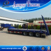 60 Tons Drop Deck Semi Trailer, 3 Axles Low Flatbed Semi Truck Trailer