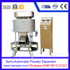 Semi-Automatic Powder Magnetic Separator for Glaze Ceramic Material