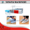 Anti Skid Consumable Plastic Shoe Cover Making Machine
