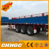Chhgc Cargo/Fence Semi-Trailer with Flat Type Side Wall