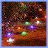 Colorful 1.2V 600mAh Outdoor Lawn Garden Solar Energy Lamp Light
