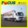 39m Mobile Concrete Pump Truck with Boom