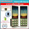 42 Inch HD LCD Digital Signage Display with iPhone Mobile Charging Station