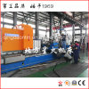 High Quality CNC Lathe for Machining Shipyard Propeller (CG61100)