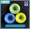 Garment Button 2 Holes Colorful Polyester Button
