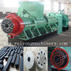 BBQ Coal Rods Extruder / Briquette Rod Forming Machine