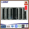 Residential Bi Fold Aluminium Windows Thermal Collapsible Windows