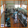 Used Engine Oil Refining Machinery and Oil Recycling Distillation Plant