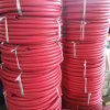"3/8"" Flexible Red Rubber Water Hose with Smooth Surface"