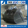 Dx340 1.7cbm Heavy Duty Bucket/Standard Bucket (Daewoo Excavator Part)