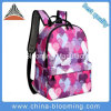 Printed Polyester Double Shoulder Loverly Girls Kids Students School Bag