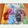 2017 New Design Chiffon Printed Lady Fashion Scarf Factory