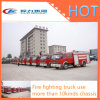 Dongfeng 4X2 3000L Fire Fighting Sprinkler/Fire Fighting Truck