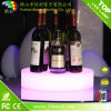 LED Illuminated Fruit Tray Waterproof Plastic LED Serving Trays for Beer