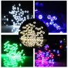 50m 500LEDs/String Solar Powered LED Fairy String Light for Holiday Decoration