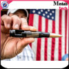 Engrave USA Flag Black Alloy Big Bottle Opener Souvenir