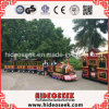 Antique Classical Style Electric Trackless Train for Amusement Park
