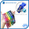 Nylon Pet Dog Collar Reflective Adjustable Cat Puppy Collar with Bell