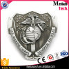 USA Navy Army Item Flag 3D Eagle Matt Silver Alloy Belt Buckle
