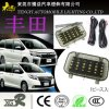 LED Car Auto Luggage Compartment Lamp Additional Rear Back Door Light for Toyota Noah Voxy 80
