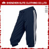 Cheap Wholesale Jogger Pants for Women Jogging Shorts Blue (ELTJI-9)