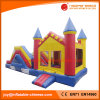 2017 Custom Made Inflatable Slider Castle (T3-208)