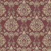 Interior Damask Design Flower PVC Vinyl Wallpaper Wholesale