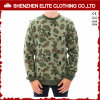 Custom Oversized Sublimation Printing Camo Sweatshirt (ELTSTJ-754)