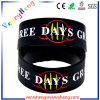 Fashion Colorful Cheap Silicon Wristband for Gifts
