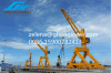All Roundable Mobile Slewing Gantry Crane