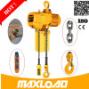 Hand Chain Power Source and Drywall Panel Hoist Usage Drywall and Panel Hoist