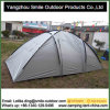 8-10 Persons 2 Rooms House Camping Custom Canopy Tent