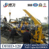 Soil/Rock HDD Drilling Rig Machine Dfhd-120