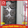 High Efficiency Forced Circulation Water Tube Oil Boiler with Electric Heating