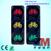 En12368 High Certificated LED Flashing Traffic Light / Traffic Signal for Roadway Safety
