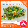 Commercial Inflatable Jungle Indoor Playground Slide Equipment