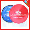 Nylon Fabric Printed Flying Frisbee Toy as Promotional Gift