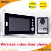 7 Inch LCD 2.4GHz Wireless Video Door Phone