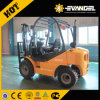 Chinese Yto DC Motor Electric Forklift Truck Cpd15 for Sale
