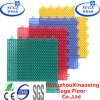 100% Recyclable Outdoor Interlocking Floors Defense Tile