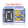 2in1combo Mobile Phone Cover Case for iPad with Holder