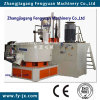 Horizontal Heating/Cooling High Speed Plastic Mixer