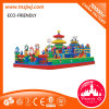 PVC Inflatable Princess Bouncy Castle Inflatable Climbing Wall Inflatable Castle