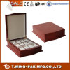 Wooden Velvet Handcrafts Storage OEM Watch Box for Men