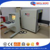 shopping mall use X ray baggage scanner AT6550 X-ray luggage scanner for Hotel/Prison use
