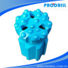 Thread Button Bit, T51-89mm, Retrac, D/C, 17buttons