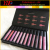 Hot Selling HD Beauty 12 Pieces Liquid Matte Lipstick Lip Gloss Sets