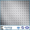 Pre-Cutted Checkered Aluminium Plate for Bus Floor