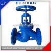 Industrial Cast Iron Globe Valve with Flange for Water Treatment
